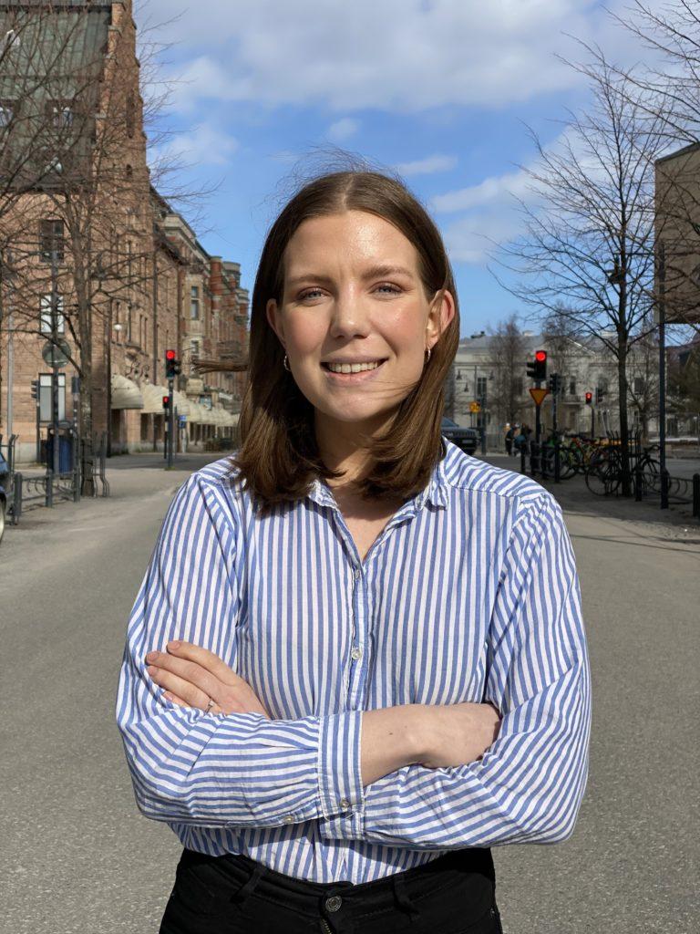 Möt Clara Carlsson