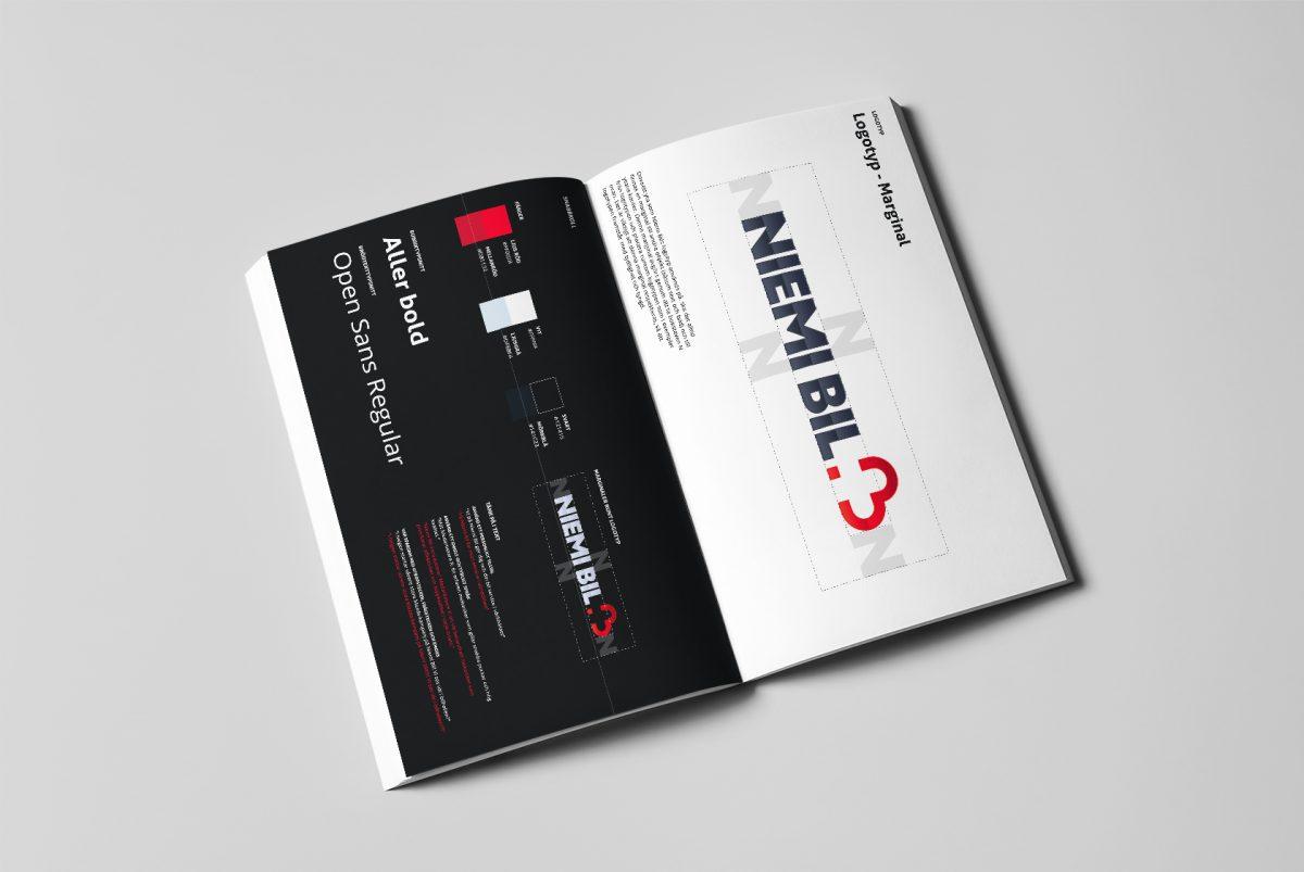 Varumärke, webbplats och kommunikation